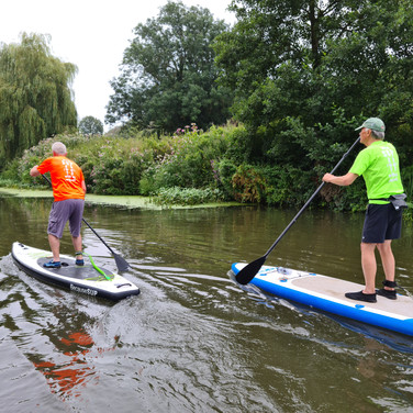 """Our family had a fantastic half day session on the Medway with Helen. Great tuition and a really friendly instructor. Highly recommended."" - Matt F"