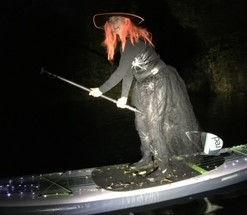 Halloween SUP