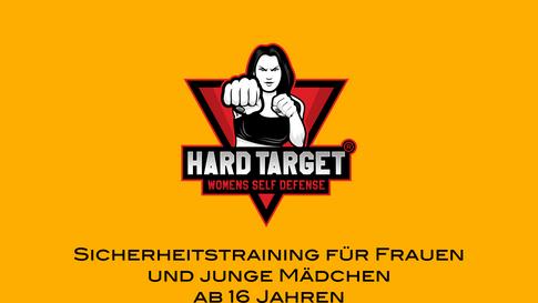 HardTarget - woman´s self defense