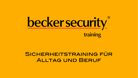 becker security® training