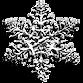 Snjókorn silfur, hvítt.png