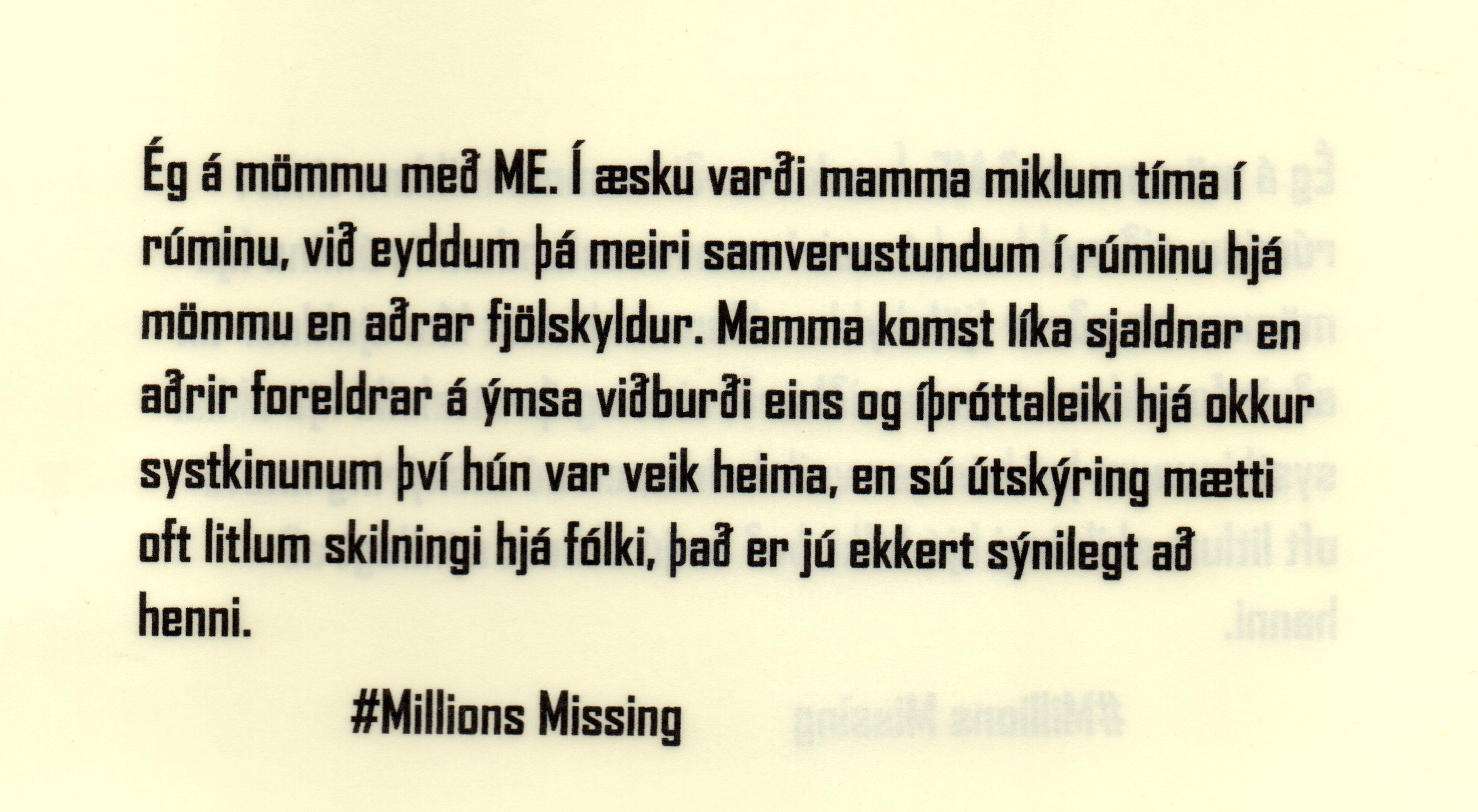 MM_mamma_mín_er_með_ME