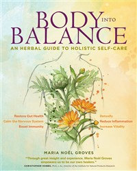 Body into Balance- Herbal guide to Holistic self-care