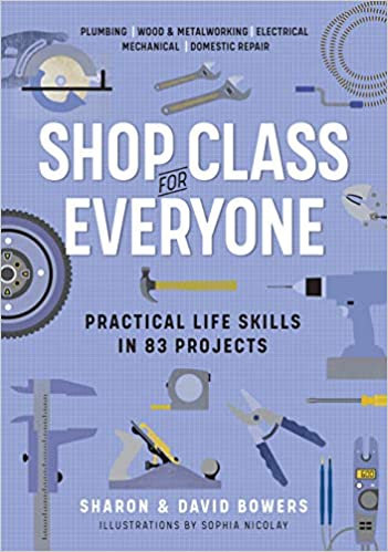 Shop Class for Everyone: Practical Life Skills in 83 Projects: Plumbing
