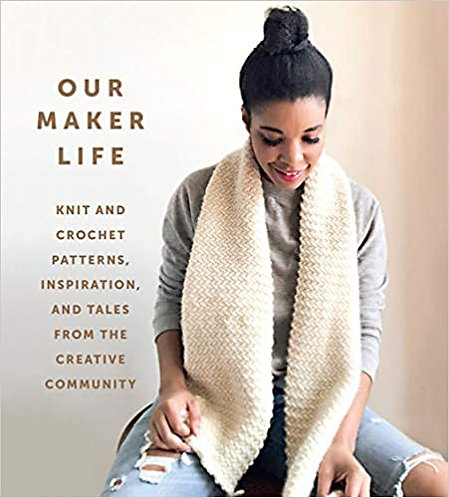 OUR MAKER LIFE: KNIT AND CROCHET PATTERNS, INSPIRATION