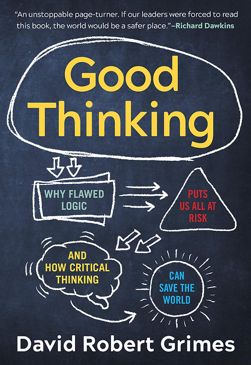 Good Thinking Why Flawed Logic Puts Us All at Risk and How Critical Thinking Can