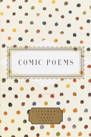 Comic Poems Edited by Peter Washington