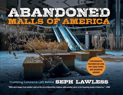 Abandoned Malls of America Crumbling Commerce Left Behind