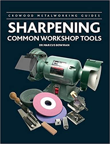 SHARPENING COMMON WORKSHOP TOOLS by Marcus Bowman