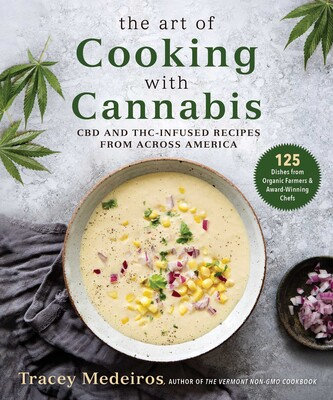 THE ART OF COOKING WITH CANNABIS: CBD AND THC-INFUSED RECIPES