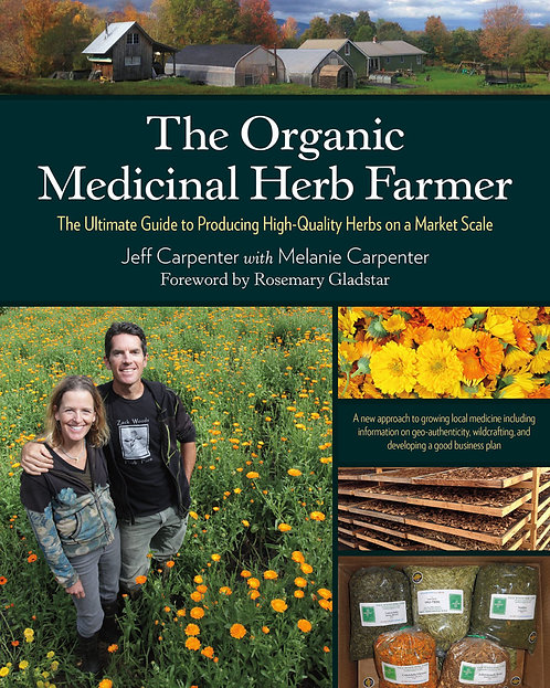Organic Medical Herb Farmer