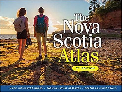 The Nova Scotia Atlas Paperback – Oct. 21 2019 by Nova Scotia Geomatics Centre