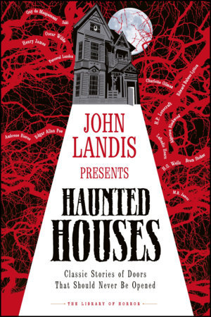 THE LIBRARY OF HORROR HAUNTED HOUSES