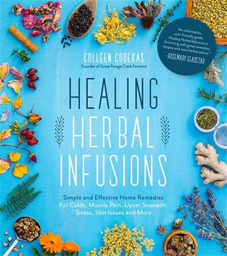 HEALING HERBAL INFUSIONS: SIMPLE AND EFFECTIVE HOME REMEDIES