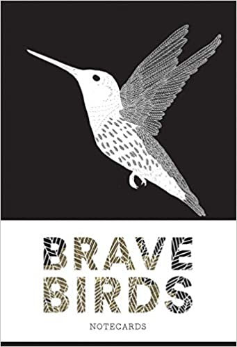 Brave Birds - Notecards
