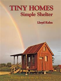 The Shelter Library of Building Books Tiny Homes Simple Shelter