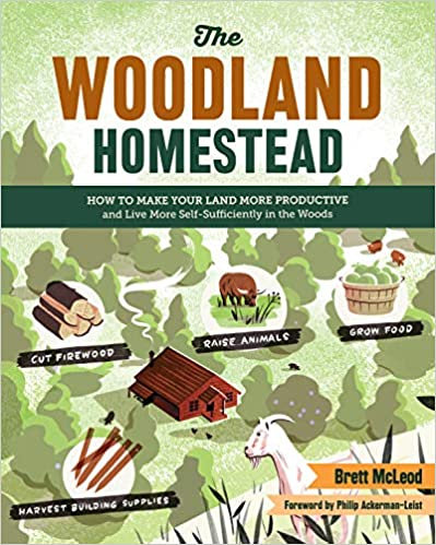 THE WOODLAND HOMESTEAD: HOW TO MAKE YOUR LAND MORE PRODUCTIVE