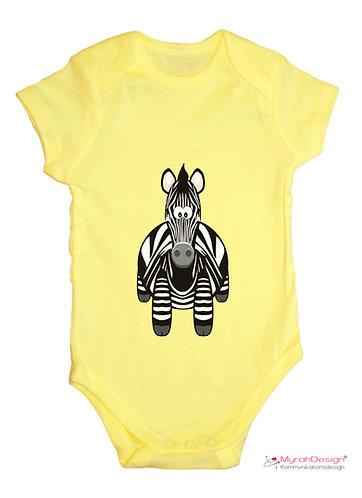"""Body """"Zouzou"""" (Zebra)"""