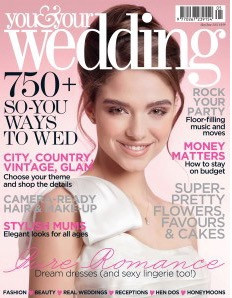 Reel Deal Band, Live Party Band Expert Advice in You and Your Wedding Magazine