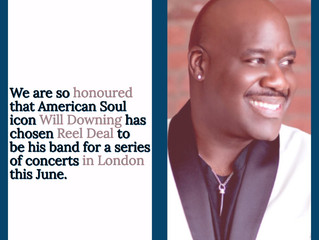 Live in concertwith Will Downing in London