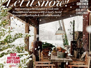 I know what loneliness feels like over Christmas. My interview with Country Living Magazine