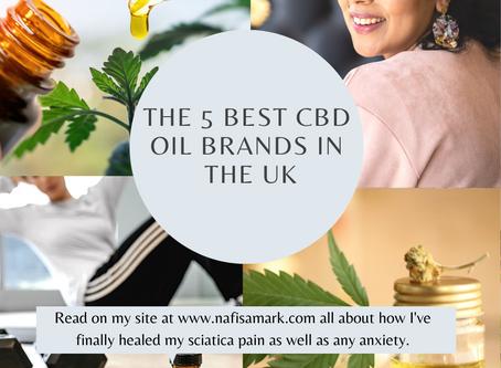 CBD Oil: The 5 best CBD oil brands in the U.K. (2020)