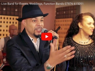 This London Wedding Band keeps everyone dancing