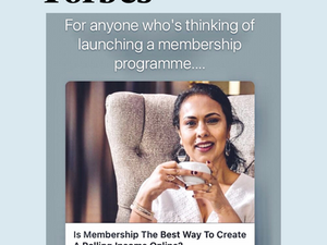 Is Membership the Best way to create a Rolling income online?