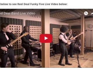 Funky Five Piece London Party Band