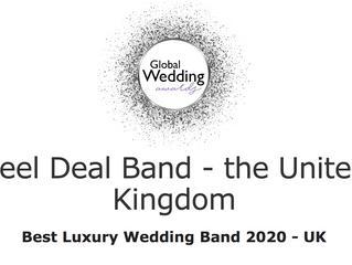 Best Luxury Wedding Band - Reel Deal Band