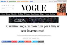 Carmim Fashion Filme | Inverno 2016