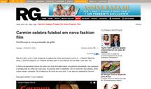 Carmim Fashion Filme na Mídia!