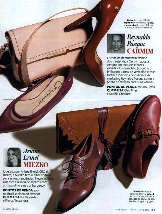 Revista Estilo - Maio 2013