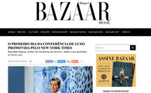 Cobertura do congresso - The New York Times 2016 Luxury Conference, Versailles, França