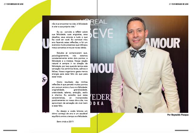 A-Magazine | Bem vindo a 2017!