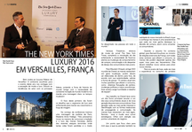 Cobertura do congresso - The New York Times 2016 Luxury Conference, Versailles, França - Revista YOU