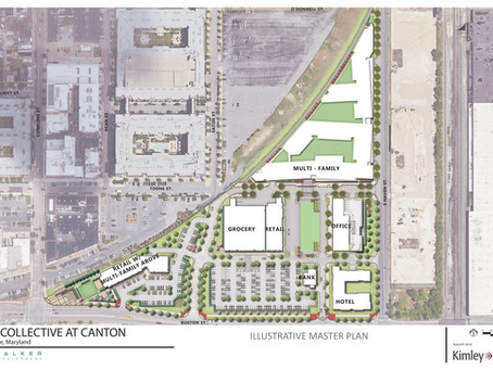 The Collective at Canton Updated Site Plans 8-27-19