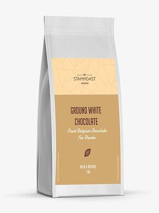 Sıcak Beyaz Çikolata