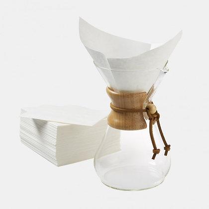 Pour Over Filtre Kağıdı 6-8 Cups 100'lü