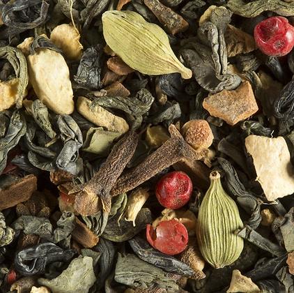 Baharatlı Yeşil Çay