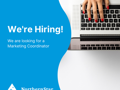 We're hiring a Marketing Coordinator!