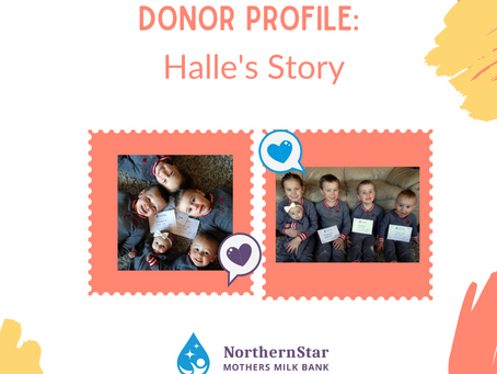 Donor Profile: Halle's Story