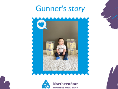 Donor Profile: Gunner