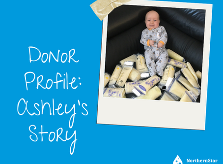 Donor profile: Ashley's story