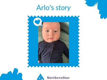Donor Profile: Arlo