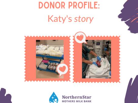 Donor Profile: Katy's Story