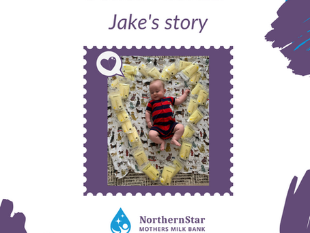 Donor Profile: Jake's Story