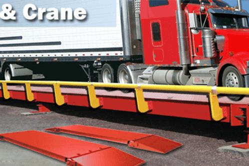 Optima X Truck Scale