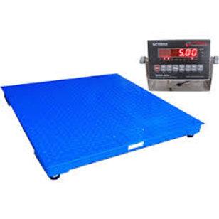 Optima OP-916 Platform Scale 2x2, 3x3, 4x4, 4x5, 5x5, 4x6, 4x8, 5x7 y otros tama