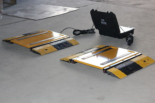 Optima OP-928 Portable Weigh Pads
